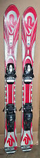 100 cm K2 Omni Jr skis + Tyrolia SR45 bindings fit kids 11-3 boot sizes