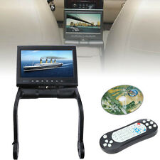 "Car Armrest Center Console DVD Player 8.5"" LCD Screen Monitor IR/FM Game USB/TF"