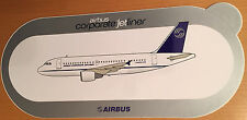 AI JETLINER, A319, Sticker, Aufkleber, High Quality, neu/new, TOP & SELTEN !!!