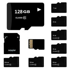 Hot C10 High Speed 16GB Brand New Micro SD SDHC TF Memory Card & SD Adapter