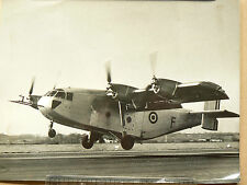 Photo Ancienne YAN J Dieuzaide  Avion Militaire Français  An 50 Plane Aviation