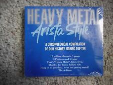 Heavy Metal Arista Style- Double CD Country Music Promo Album