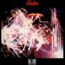 STRANGLERS-ALL LIVE AND ALL OF THE NIGHT CD NEW