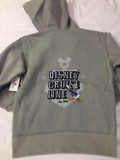 Disney Cruise Line ! NEW! DCL with tag Hoodie Zip Up Jacket Child size XS or XXS