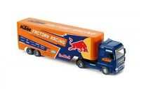 KTM RED BULL FACTORY RACING SEMI TRUCK MODEL DIECAST TOY 3PW1574300 1/32 SX XC