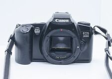 Canon EOS 3000 35mm SLR Film Camera, Great Condition, Tested 100% Vintage! 2376