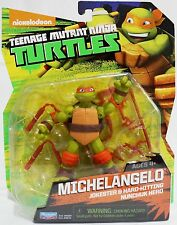 Nickelodean Teenage Mutant Ninja Turtles - Jokester MICHAELANGELO TMNT