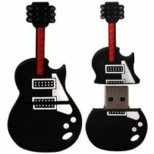 Portable 8GB Novelty Cute Guitar USB 2.0 Flash Drive Data Memory Stick Device