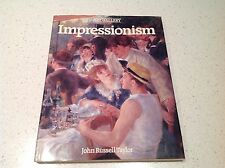 ART GALLERY IMPRESSIONISM BOOK, AS NEW, FANTASTIC ILLUSTRATIONS, CHEAPEST PRICE