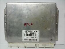 ECU CENTRALITA TEMIC 308886Q4 2205450532 MERCEDES S 320 AIRMATIC