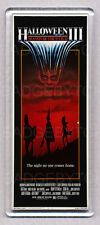 HALLOWEEN III (3) movie poster LARGE FRIDGE MAGNET - CLASSIC!