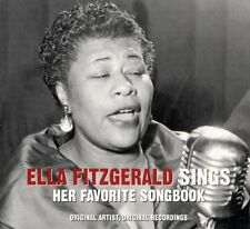 Ella Fitzgerald - Sings Her Favourite Songbook (CD 2006) FREE!! UK 24-HR POST!!