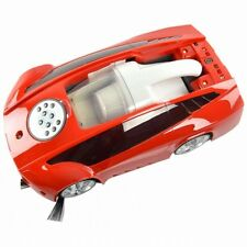 Infinuvo QQ4 Car Shaped Robotic Vacuum with Handheld Vacuum with Warranty