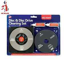 Disco Cd/dvd Lente cleaner/cleaning Set Tor Laptop Computadora Ps2 Ps3 Ps4 Wii Xbox
