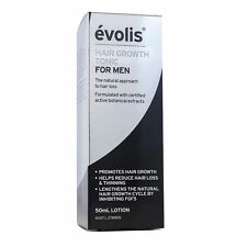 Brand New Evolis Hair Growth Tonic for Men 50ml - Free Postage