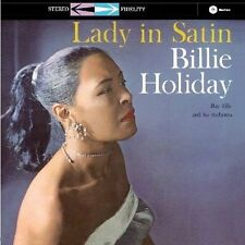 Lady in Satin by Billie Holiday (Vinyl, Feb-2012, Wax Time)