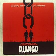 DJANGO UNCHAINED ~ ORIGINAL SOUNDTRACK ~ 2 X VINYL LP ~ *NEW AND SEALED*