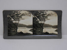 Keystone Stereoview #T288 Lady of the Lake, Loch Katrine, Scotland 2659