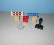 Lego Duplo Construction Fence - Swivel Block Replacement Parts
