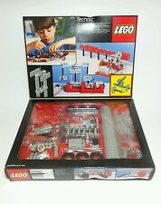 LEGO Technic Set 8055 Universal Building Vintage 1986 New Open Box Sealed bags