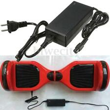 42V 2A AC DC Power Adapter Battery Charger For Smart Balance Scooter Wheel