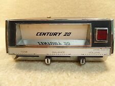 Vintage Auto/Car/Truck Century 8 Track Player Not Tested For Parts or Repair
