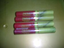 4 Sally Hansen Natural Butter Lip Shine Lip Gloss Bloom #50 Flower #70 Berry #80