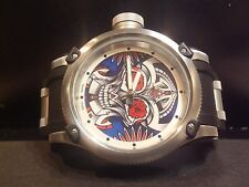 Invicta Artist Series 16205 Russian Diver Limited Edition Bass Head Watch