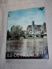 """DICTIONNAIRE DES EGLISES DE FRANCE - ILE-DE-FRANCE"" (1968) R. LAFFONT"