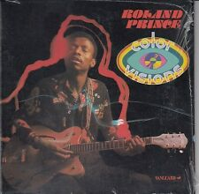 Roland Prince - Color Visions (CD) NEU/Sealed !!!
