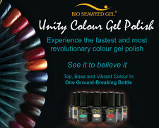 Bio Seaweed Gel All In One Colour Gel Polish. Pick any 3 colors great deal!!!!!!