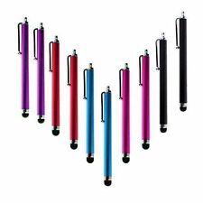 10x Multi-Color Universal Stylus Touch Screen Pen for Tablet Apple iPod/iPad PC