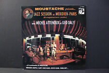 JAZZ LP: Jazz Session au Meridien -Paris Michel Attenoux GEO DALY DOM