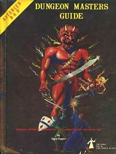 DUNGEON MASTERS GUIDE VGC! D&D Dungeons Dragons TSR Master's DM's Master #2011