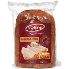 SMOKED LOIN SAUSAGE(Paio do Lombo) * Best Part of the Pork * FREE SHIPPING