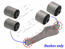 FOR FORD MONDEO Mk3 ESTATE REAR SUSPENSION TRAILING WISHBONE ARM BUSH SET BUSHES