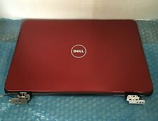 Genuine Dell Inspiron 14R N4010 Red LCD Back Cover 28N57 P/N: 67YPD