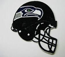 LOT OF (1) NFL SEATTLE SEAHAWKS EMBROIDERED HELMET LOGO PATCH ITEM # 19
