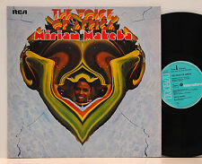 Miriam Makeba          The voice of Africa      no barcode        NM # U