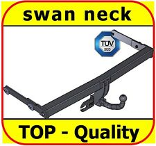 Towbar Tow Hitch Trailer VW Passat B6 Saloon Estate 2005 to 2011 / swan neck