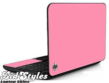 LidStyles PINK Vinyl Laptop Cover Protector Skin Decal fits HP Pavilion G6