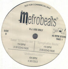 Metromix Metrobeats 1 - beats & effects R&B/Rap (Ultimix, Mixx-it)