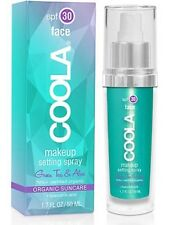 Coola Makeup Setting Spray SPF 30 - Organic Full Size 1.7 oz