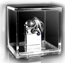 "ZIPPO LIMITED ""OCTOPUS 3D FIGURE"" LIGHTER * NEW in ACRYLIC PRESENTATION BOX *"