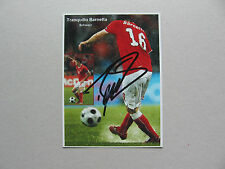 TRANQUILLO BARNETTA (SCHWEIZ) signed Photo 10x13,5