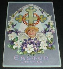 Easter Greeting Saskatoon Saskatchewan Postcard