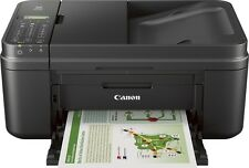 Canon - PIXMA MX492 Wireless All-In-One Printer Copier Scanner Fax Machine-Black
