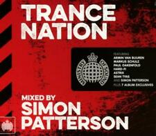 Simon Patterson Presents - Trance Nation - CD NEU