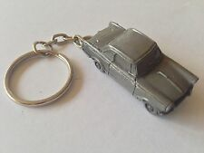 Triumph Herald Coupe ref248  3D split-ring keyring FULL CAR