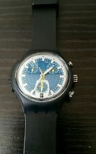 Swatch Scuba Watch Chronograph Stop Watch Loomi Vintage Swatch Flagship Store